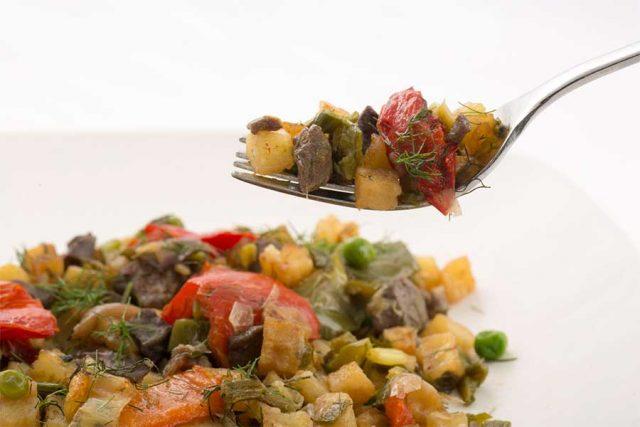 El 'variat' uno de los platos típicos de Mallorca