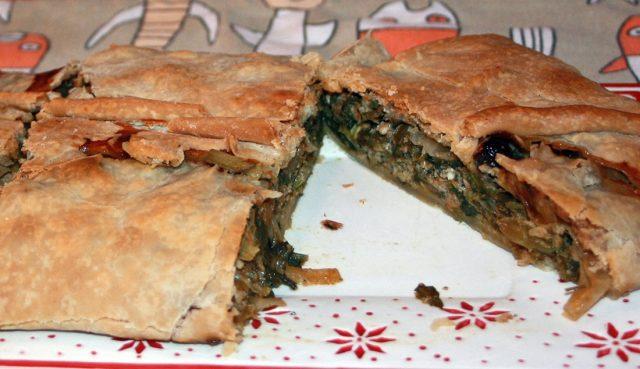 'Espinagades', el plato estrella de Sant Antoni en Sa Pobla